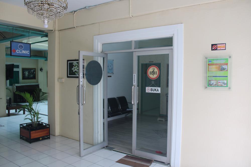 Pusat Pelayanan Kesehatan