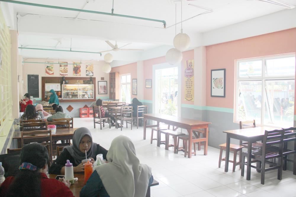 Cafetaria Universitas Medan Area