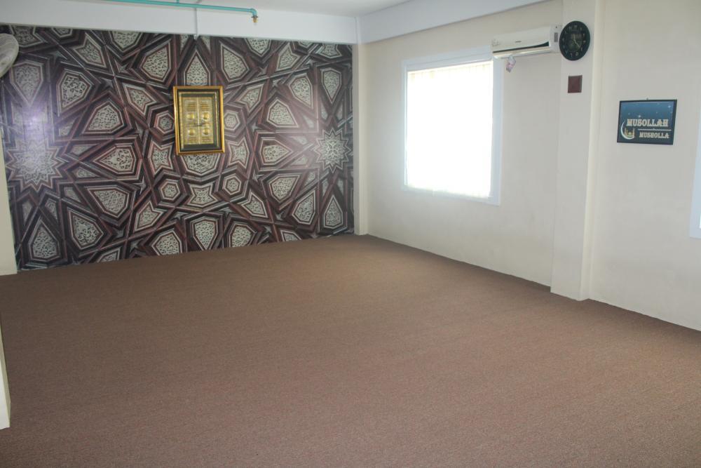 Ruangan Sholat