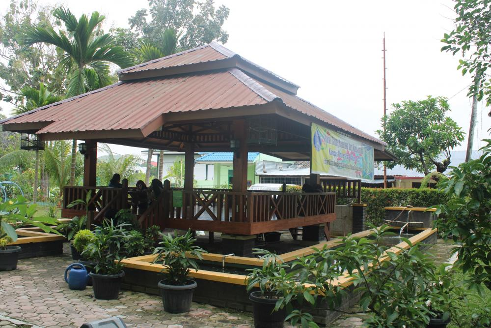 Pendopo Universitas Medan Area